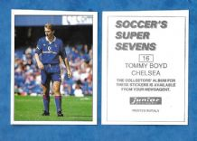 Chelsea Tommy Boyd 16